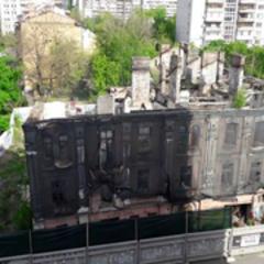 На Подолі руйнують будинок-пам'ятку