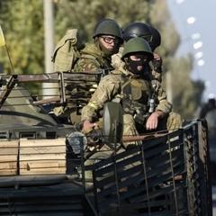 Терористи 25 раз за день обстріляли українські позиції, - штаб АТО