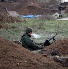П'ять українських військовослужбовців отримали поранення за минулу добу. Штаб АТО опублікував звіт