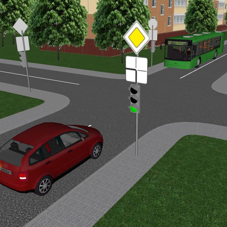 Тест на знання правил дорожнього руху: зміни та нововведення