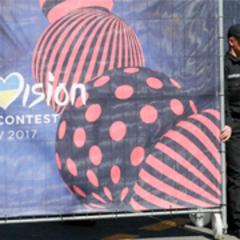 У Києві стартує Євробачення. Перекрили рух у центрі