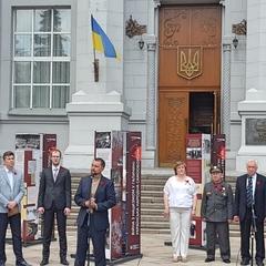 У Києві відкрили виставку про антинацистську боротьбу УПА (фото)