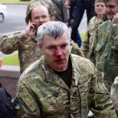 Луценко повідомив, що тітушки, які напали на учасників  АТО в Дніпрі, були затримані