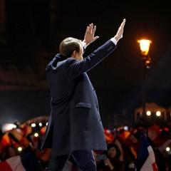 Новим президентом Франції офіційно проголошено Емануеля Макрона