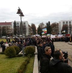 Киянина арештували за погрозу створити «Рівненську Народну Республіку»