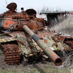 Терористи поранили чотирьох українських військових, - звіт штабу АТО