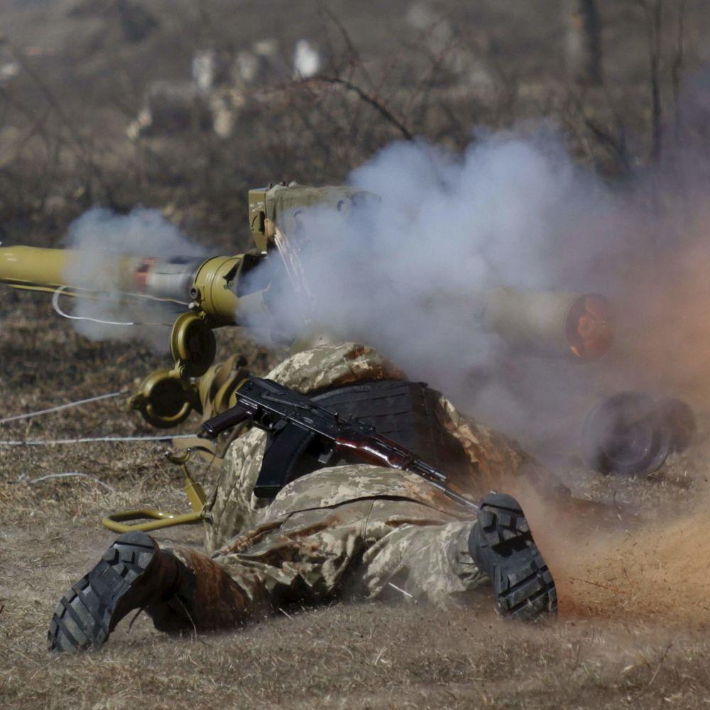 АТО: поранено 6 бійців ЗСУ, 49 обстрілів