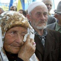 У Криму хвилиною мовчання вшанують пам'ять жертв депортації кримських татар
