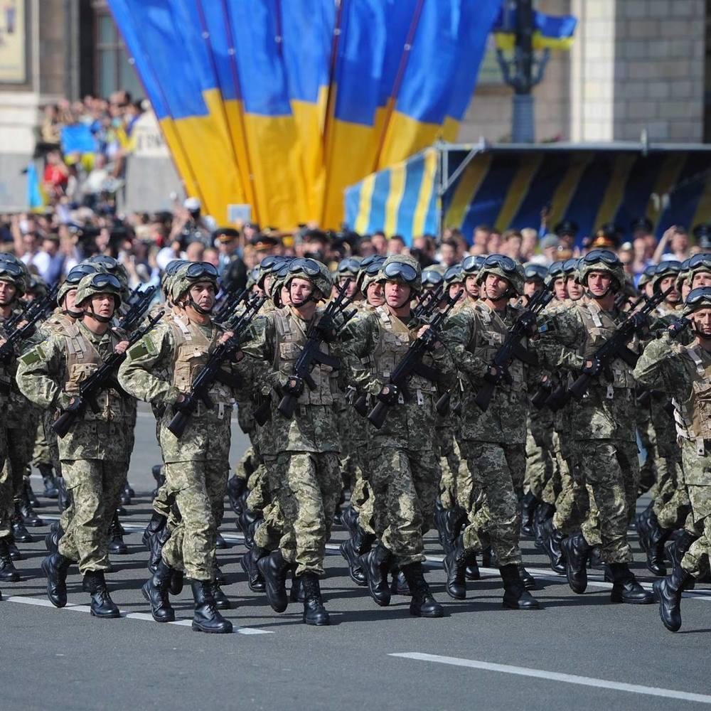 На День незалежності у Києві відбудеться військовий парад: президент підписав указ