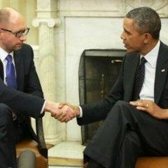 Арсеній Яценюк провів зустріч із Обамою