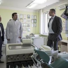 Віталій Кличко: «Ми плануємо реформувати систему стоматологічної допомоги через об'єднання 14 комунальних поліклінік у єдине підприємство»