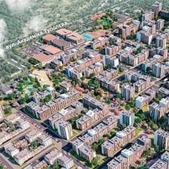 «Місто в місті»: В Києві зведуть унікальний житловий комплекс