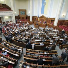 Рада не змогла схвалити санкції проти Януковича та його оточення