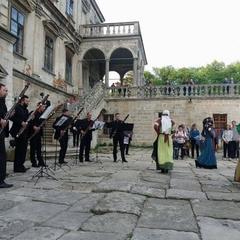 Виставою у Підгорецькому замку стартував XXXVI Міжнародний фестиваль «Віртуози» (фото)