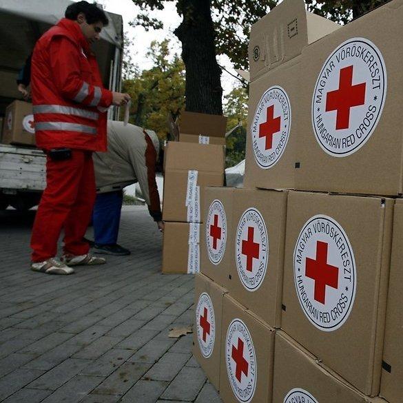 На Донбасі бойовики обстріляли представників Червоного Хреста