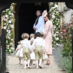 Сестра Кейт Мідлтон виходить заміж. Фоторепортаж