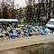 У Львові городяни перекрили вулицю «валом» із сміття