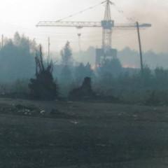 Сибір поглинають страшенні пожежі (фото)