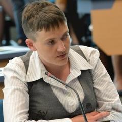 Надія Савченко заявляє, що готова стати президентом України