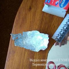 В Тернопільській області вчителька молодшої школи торгувала наркотиками (фото)