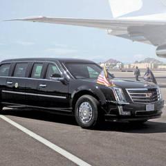 Лімузин Трампа не проліз у ворота королівського палацу в Бельгії