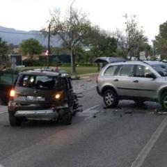 В Іспанії автомобіль врізався в натовп, постраждали 8 людей (фото)
