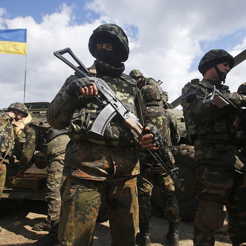 АТО: бойовики били із забороненої зброї, 2 бійців поранені