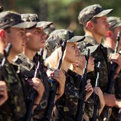 Міноборони призиватиме по кілька десятків офіцерів з області