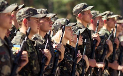 У Міноборони запевняють: призваних офіцерів запасу не відправлятимуть взону АТО