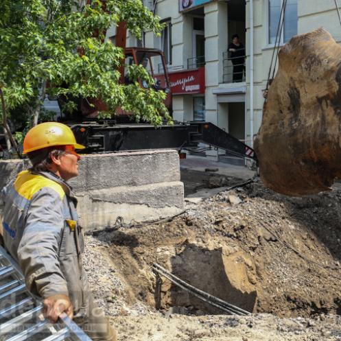 В Київенерго повідомили причину руйнування тепломереж
