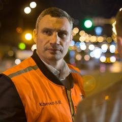 Віталій Кличко: «За місяць ми завершимо капітальний ремонт вул. Васильківської» (відео)