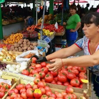 Полуницю у Криму продають по «шалених» цінах