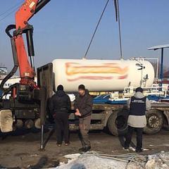 В Дніпропетровську чоловік влаштував стрілянину через демонтаж АЗС