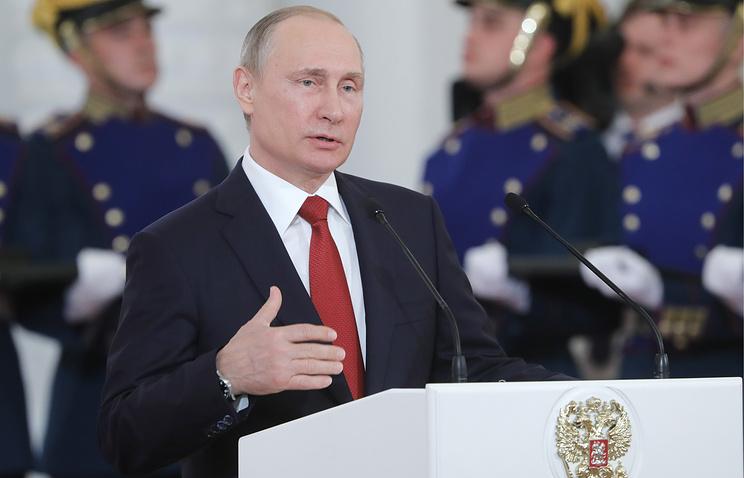 Путін розповів про відносини здочками і внуками