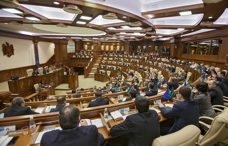 Впарламенті Молдови хочуть обмежити трансляцію російських телеканалів