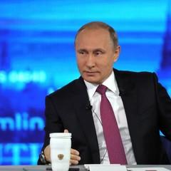 Путін відповів на слова Порошенка щодо «немитої Росії»