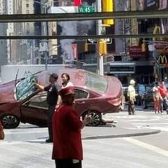 Масштабне ДТП в Нью-Йорку: близько 10-ти постраждалих