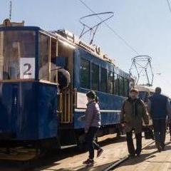 Під час «Параду трамваїв» на Контрактовій площі буде тимчасово змінено рух транспорту