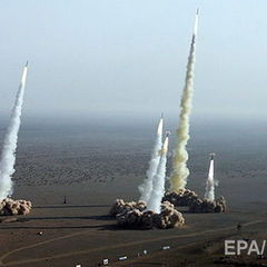 В Ірані заявили, що завдали ракетного удару по Сирії у відповідь на теракт у Тегерані