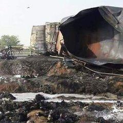 Трагедія у Пакистані: через загорання бензовоза загинуло близько 120 людей