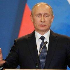 Кремль жорстко відреагував на звинувачення Макрона у російській агресії на Донбасі