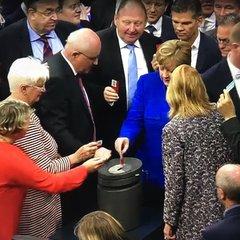 Парламент Німеччини проголосував за легалізацію одностатевих шлюбів