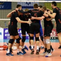 Збірна України з волейболу стала першою в історії переможницею Євроліги