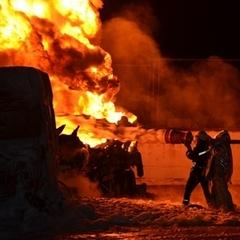 Під Одесою на нафтобазі вибухнув бензовоз