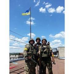 Сьогодні день звільнення Слов'янська - першої української перемоги