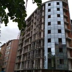 У Києві загинув будівельник, який впав з 10-го поверху (фото)