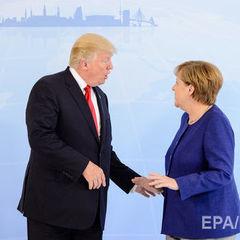 Трамп і Меркель обговорили реалізацію Мінських угод