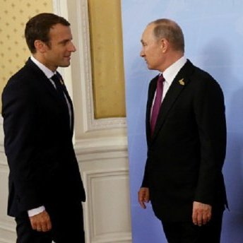 Путін, Макрон та Меркель дійшли згоди щодо України