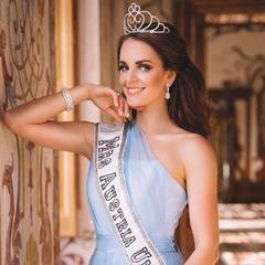Українка стала найкрасивішою жінкою Австрії (фото)