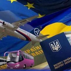 Перші 100 тисяч українців скористались безвізом з Євросоюзом - ДПСУ